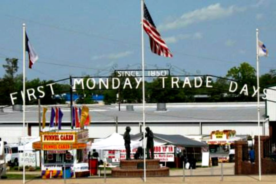 First Monday Trade Days, a Canton Texas flea market