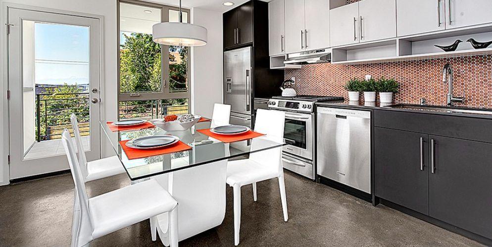 Cork kitchen backsplash tile