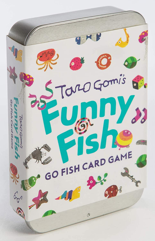 Chronicle Books Taro Gomi Go Fish