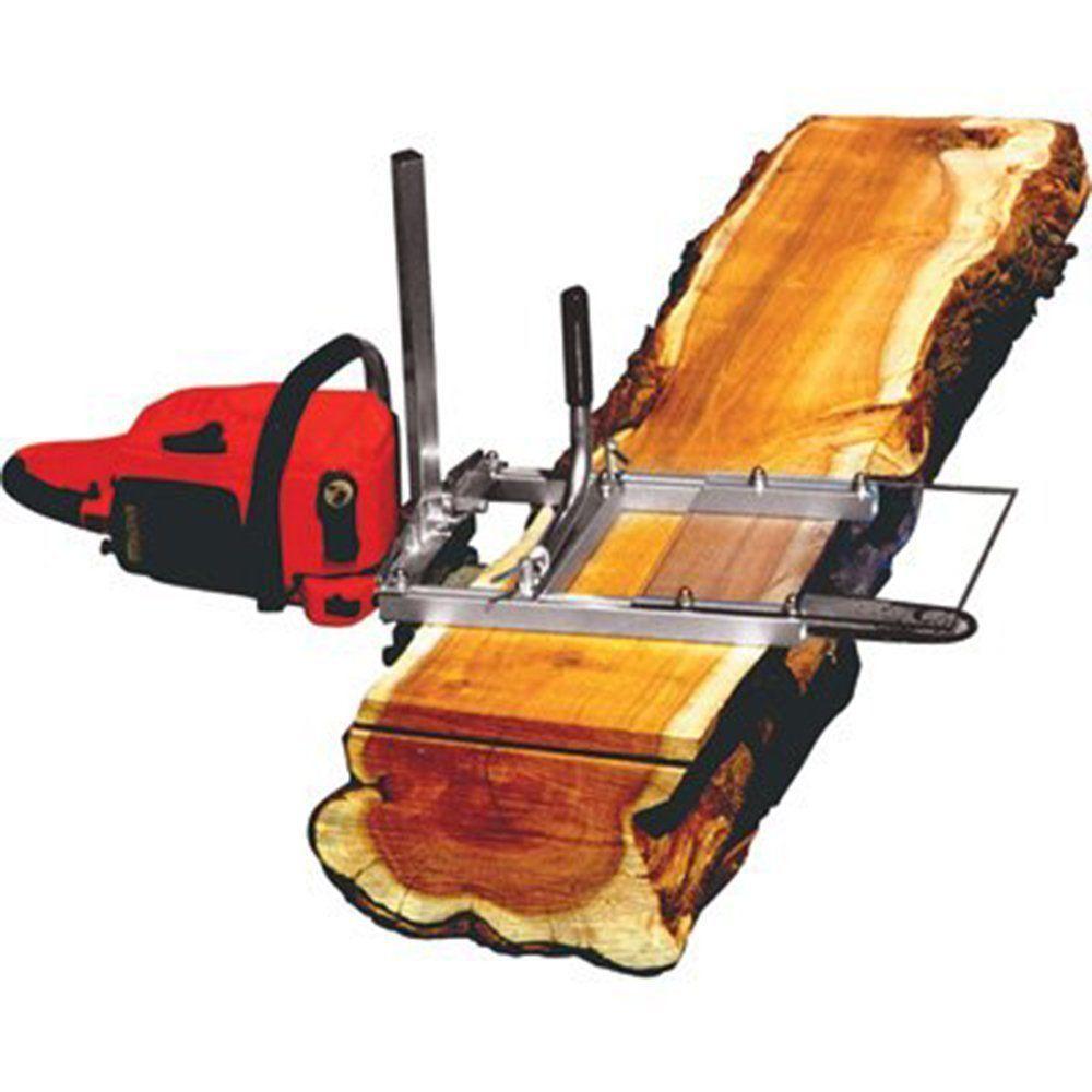 Alaskan Chain Saw Mill