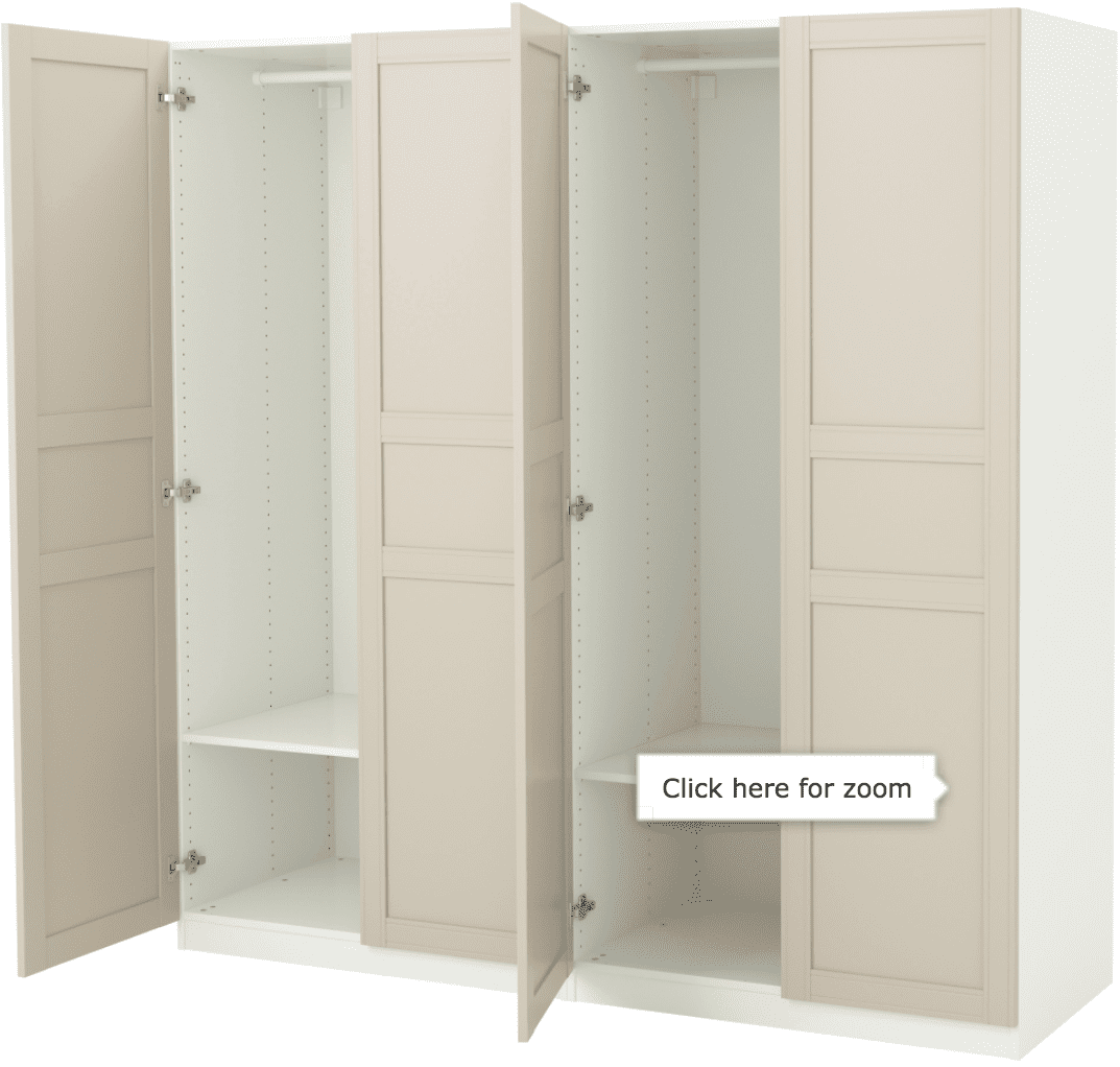 The 7 Best Bedroom Wardrobes Of 2020