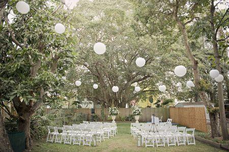Brunch wedding ideas white wedding decor solutioingenieria Image collections