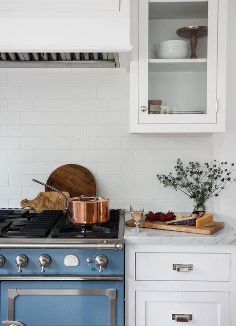 decoración decidida en una cocina