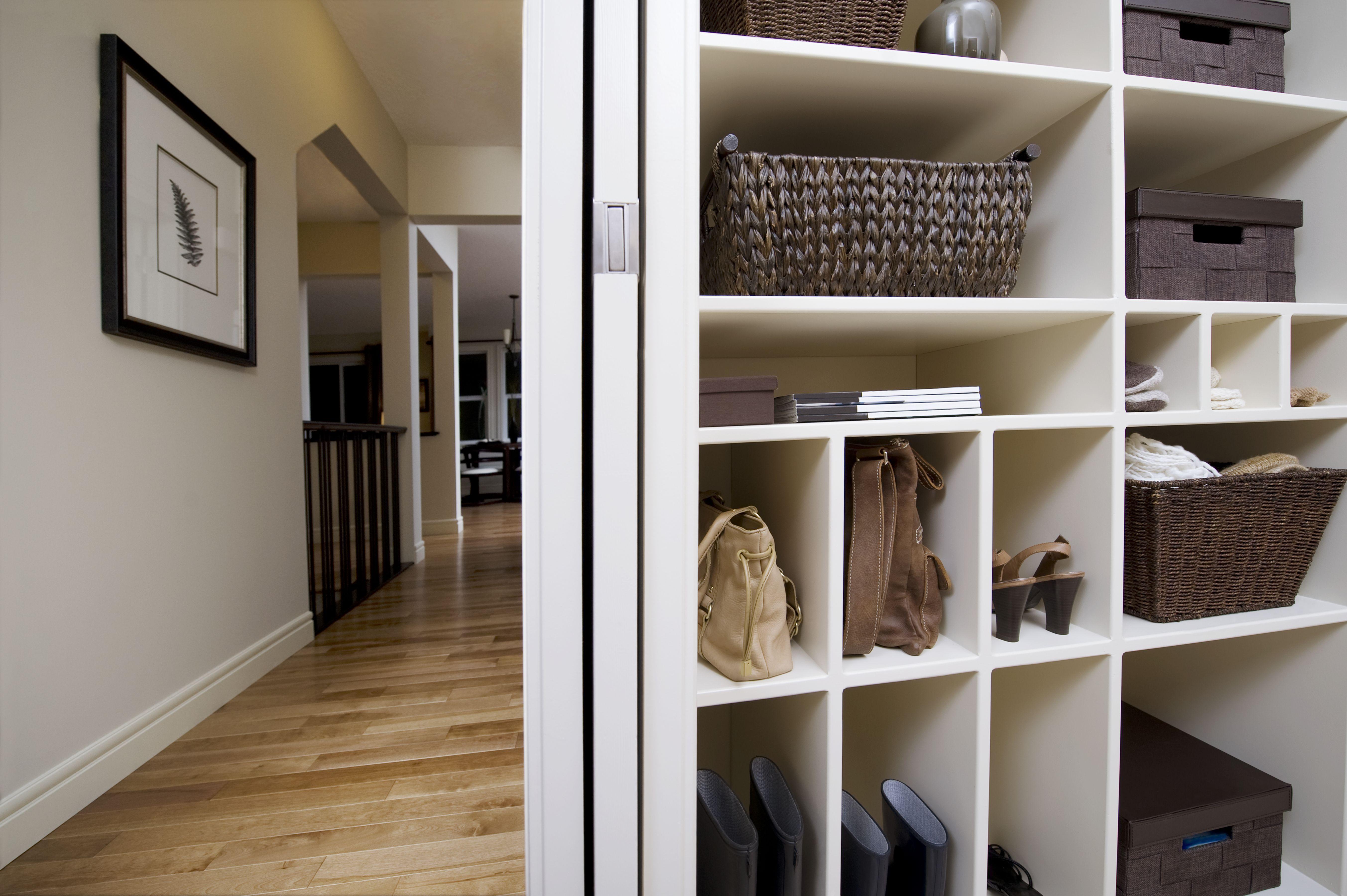 Clever Handbag Storage Ideas To Hide Fuse Box