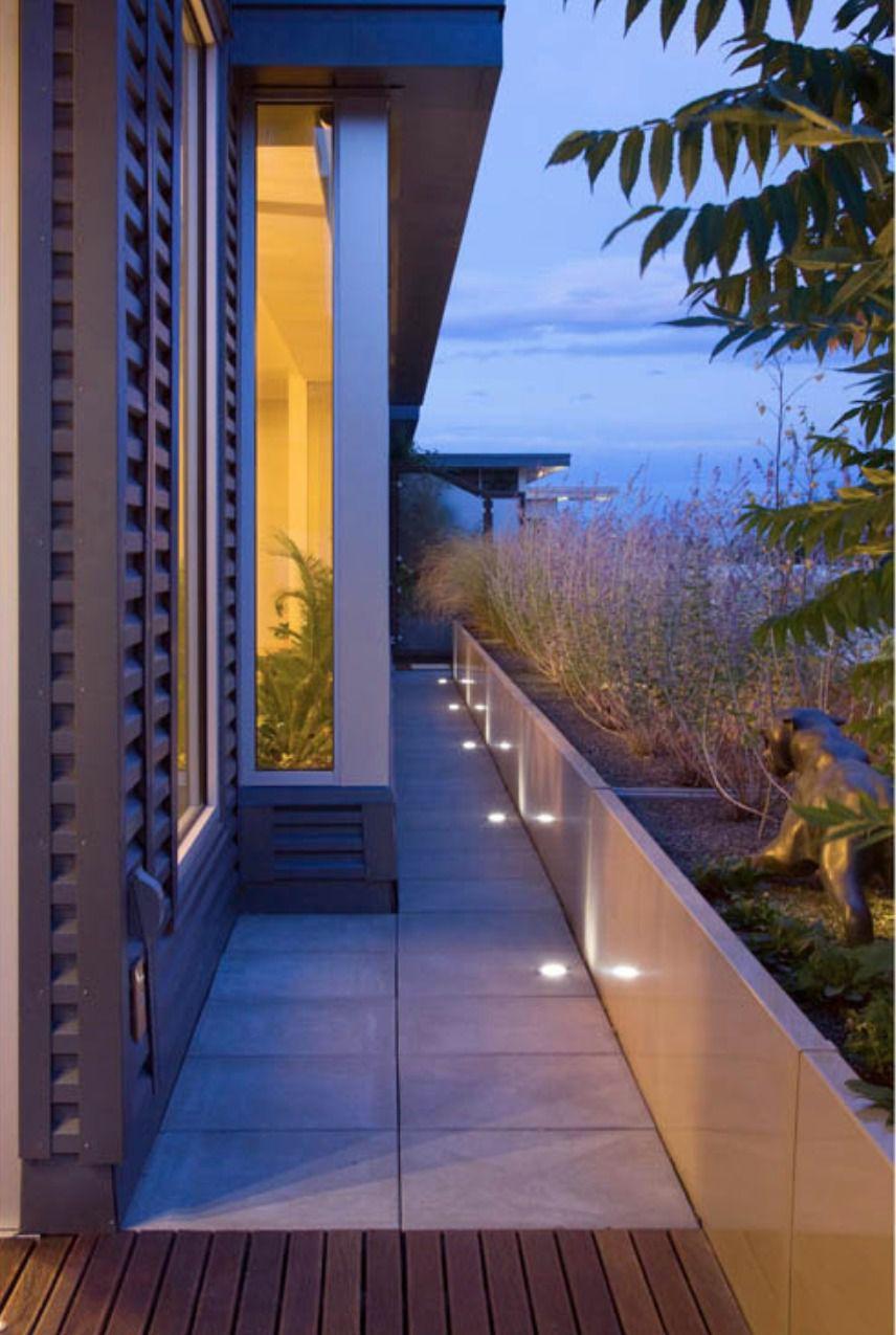 15 deck lighting ideas for every season deck lights aloadofball Image collections