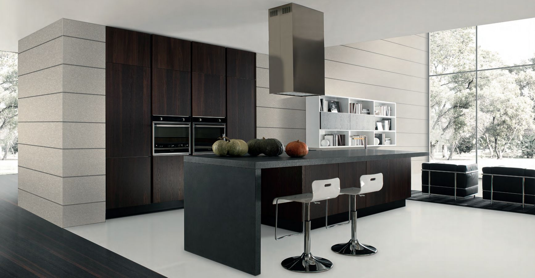 Kitchens So Modern, They Deserve Another Adjective on high end kitchen tools, high end kitchen pendant lights, high end storage cabinets, high end oak kitchens, high end kitchen appliances, high end kitchen canisters, high end railings, high end roofing, high end kitchen interiors, high end shelves, high end kitchen hoods, high end trim, high end kitchen carts, high end kitchen design, high end kitchen knobs, high end kitchen plans, high-end custom cabinets, high end kitchen chairs, high end kitchen tiles, high end kitchen showroom,
