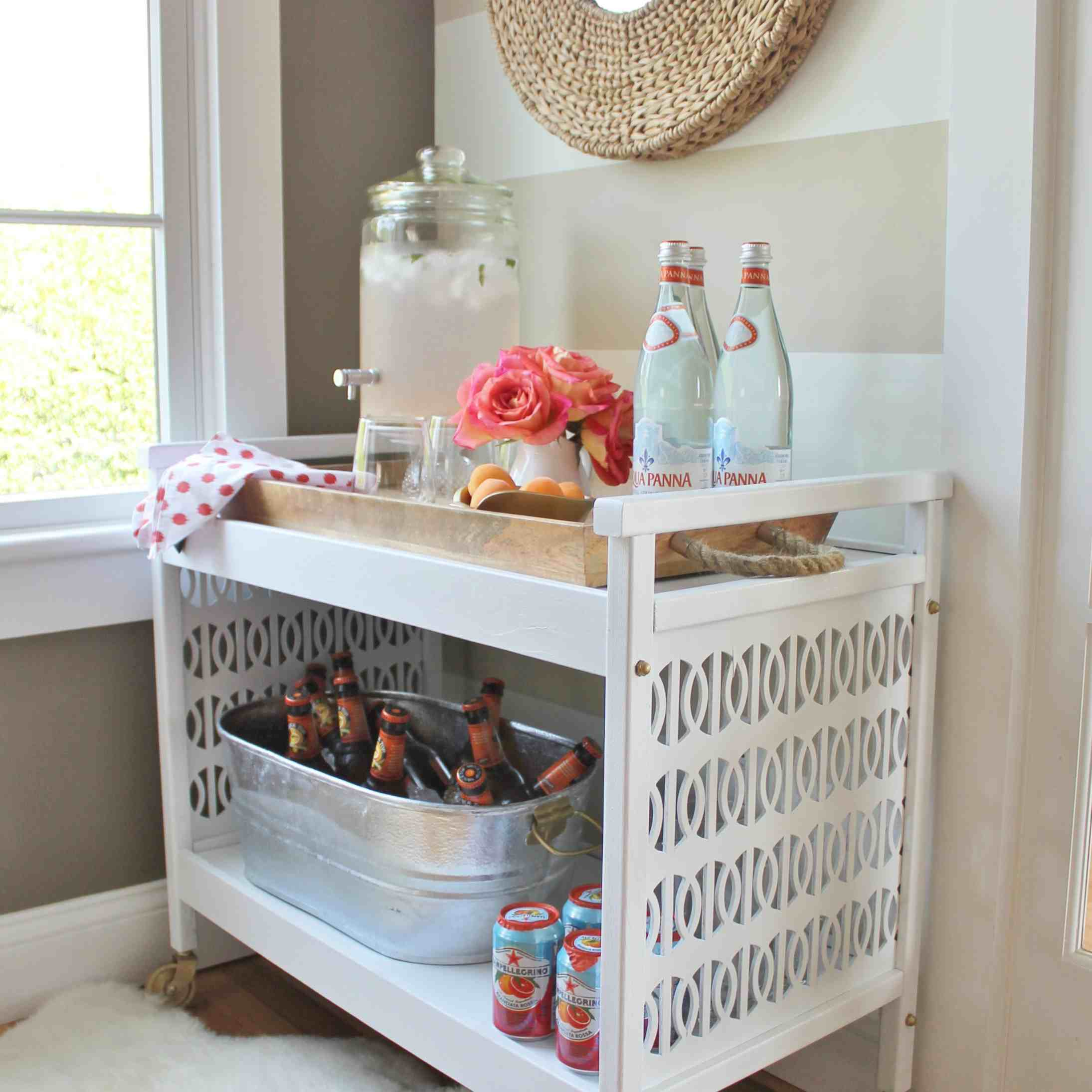 Rustic-Glam-Mid-Century-Modern-TV-Cart-Makeover-Spray-Painted-Hardware-Casters-Gold.jpg
