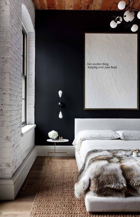 21 Industrial Bedroom Design Ideas