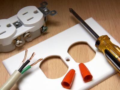 hook up outlet
