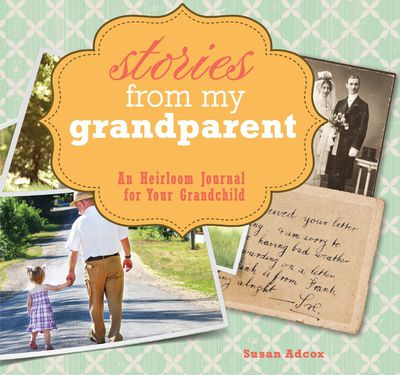 heirloom journal for your grandchild