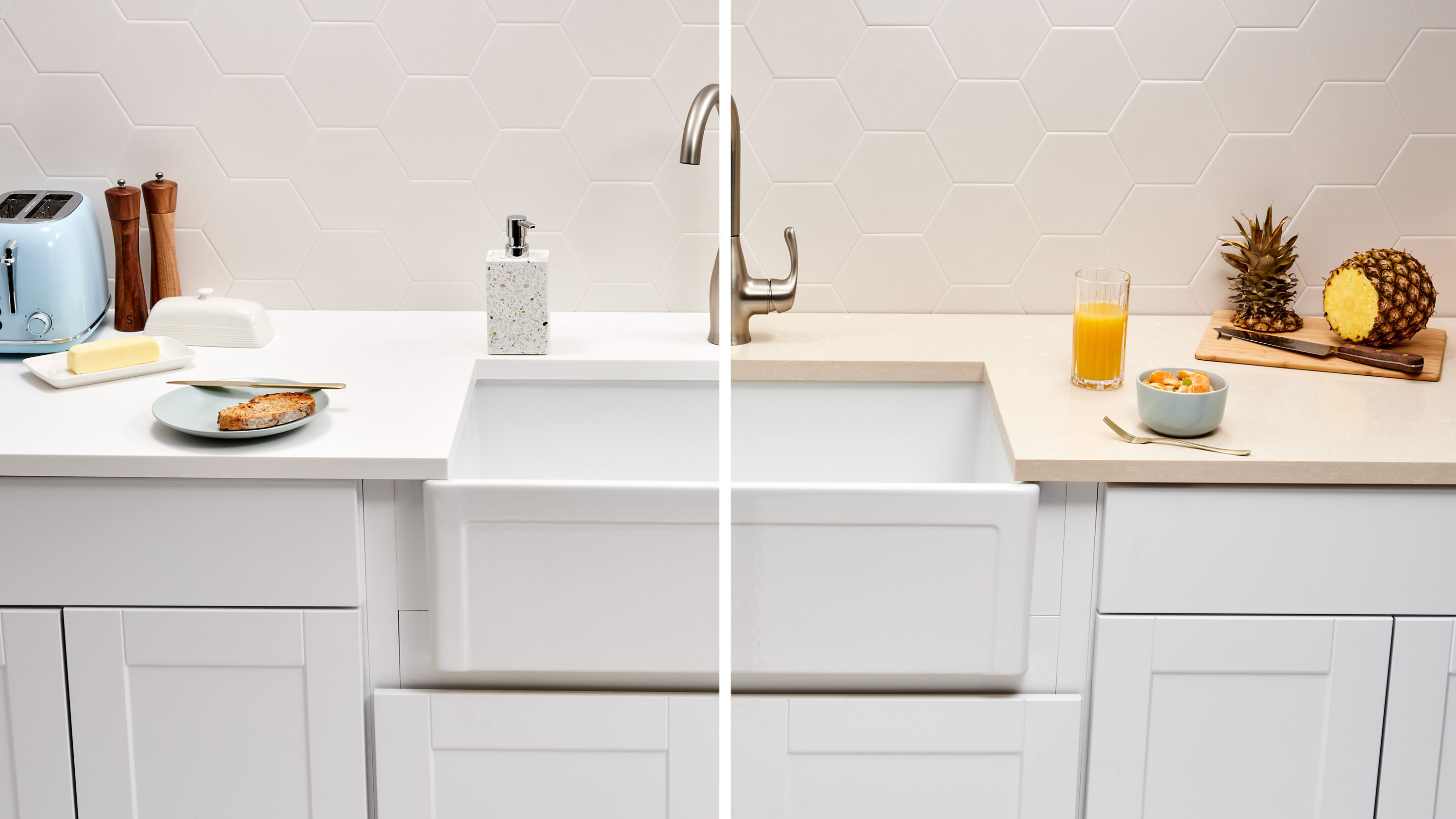 Corian Vs Silestone What To Know Before You Buy