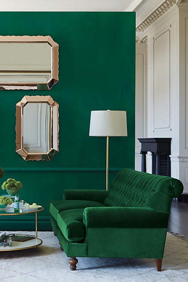 15 Color Blocked Rooms to See