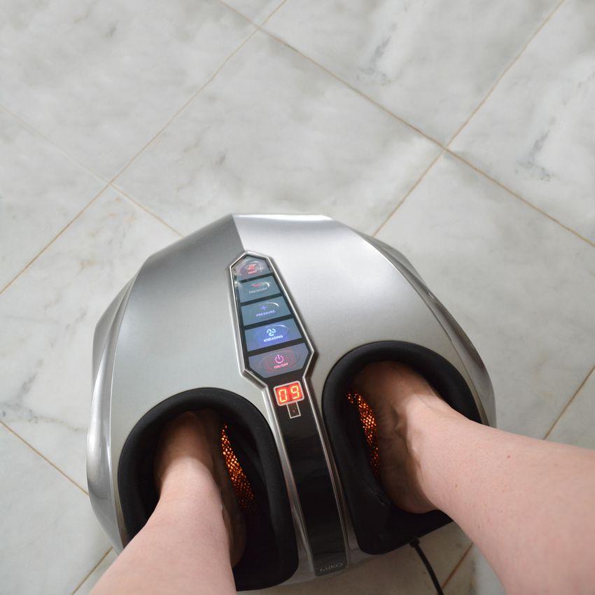 Miko Shiatsu Foot Massager