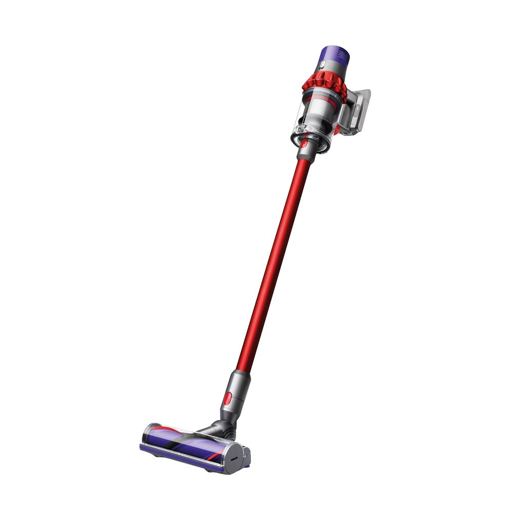 Dyson Cordless Vaccuum in Red