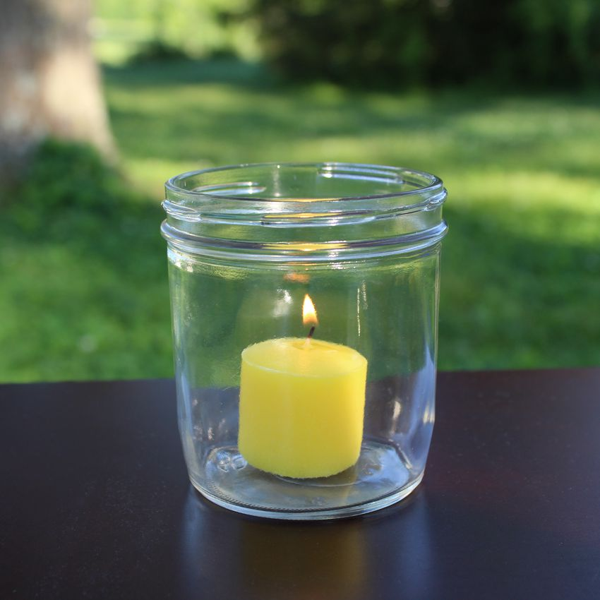 Light in the Dark Citronella Votive Candles
