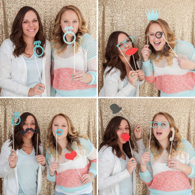 photo booth print outs free