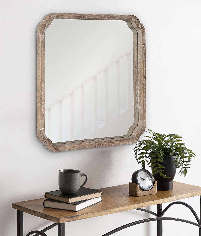 Marston Wood Mirror