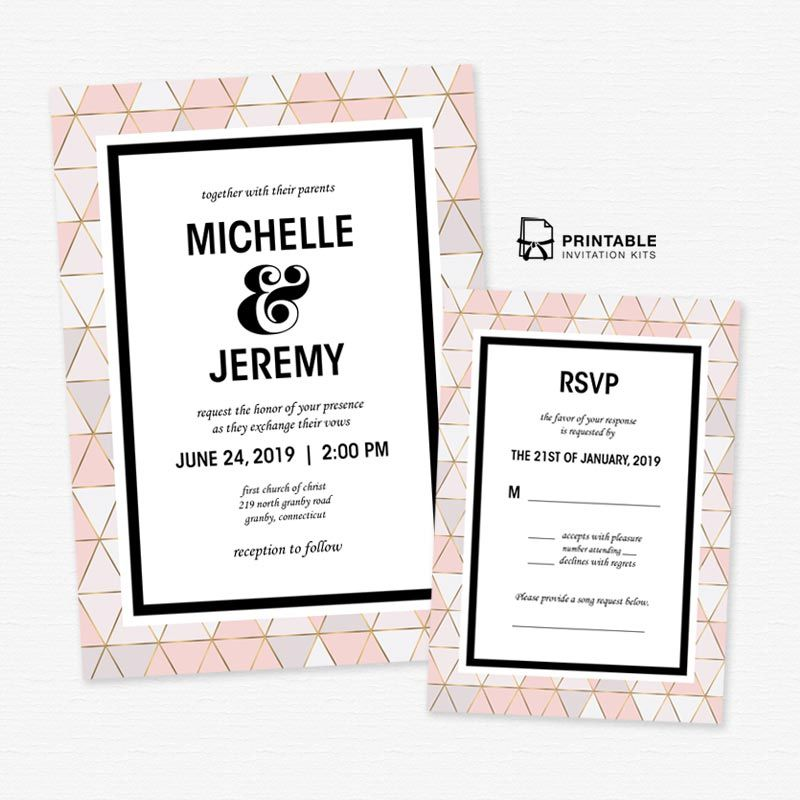 Wedding Invitation Template.9 Top Places To Find Free Wedding Invitation Templates