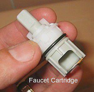faucet repair - the faucet cartridge