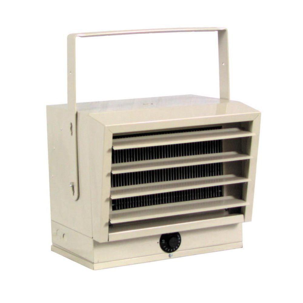 Fahrenheat Ceiling-Mount 5,000-Watt Electric Heater