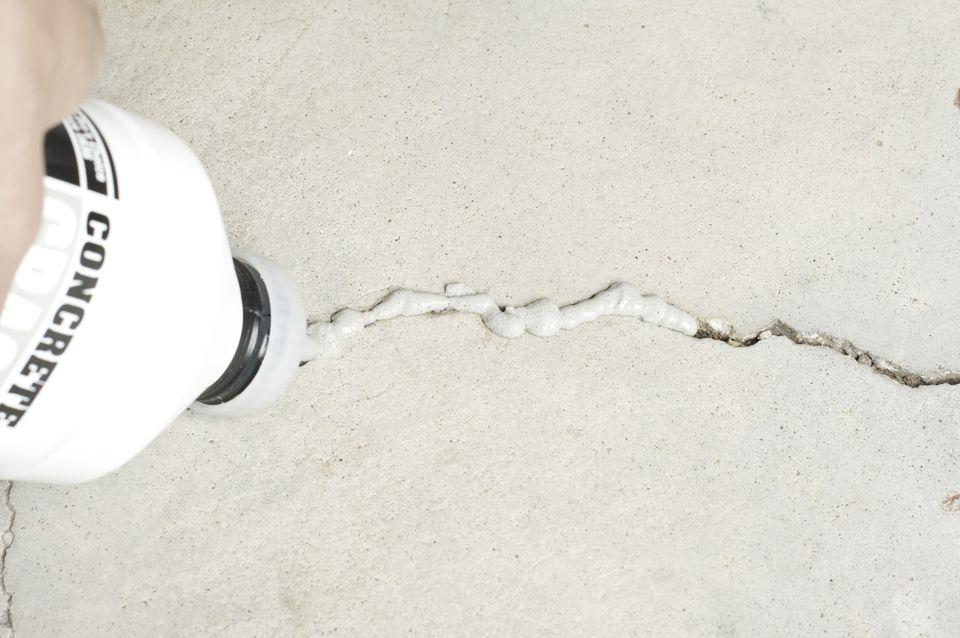 Beautiful Concrete Basement Floor Cracks