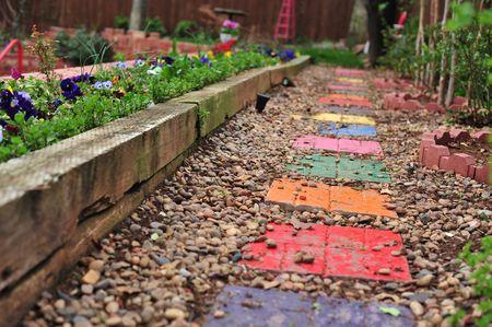 Make Garden Stepping Stones In 15 Easy Steps