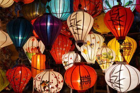 Chinese Lantern Lamp Shade