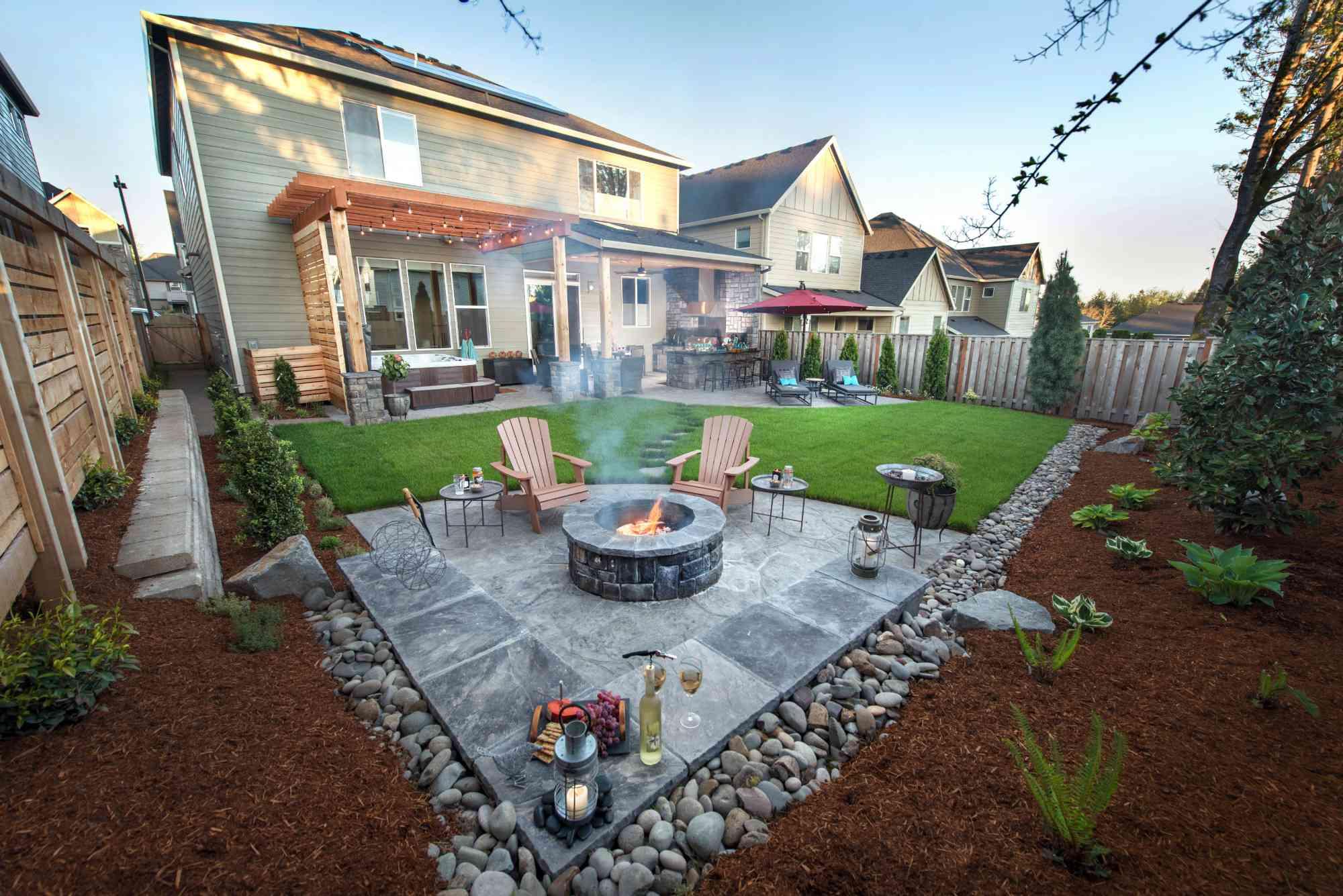 backyard picture