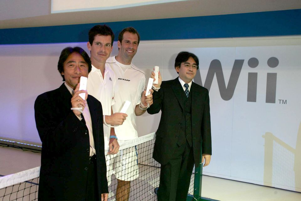 spokespeople for Wii