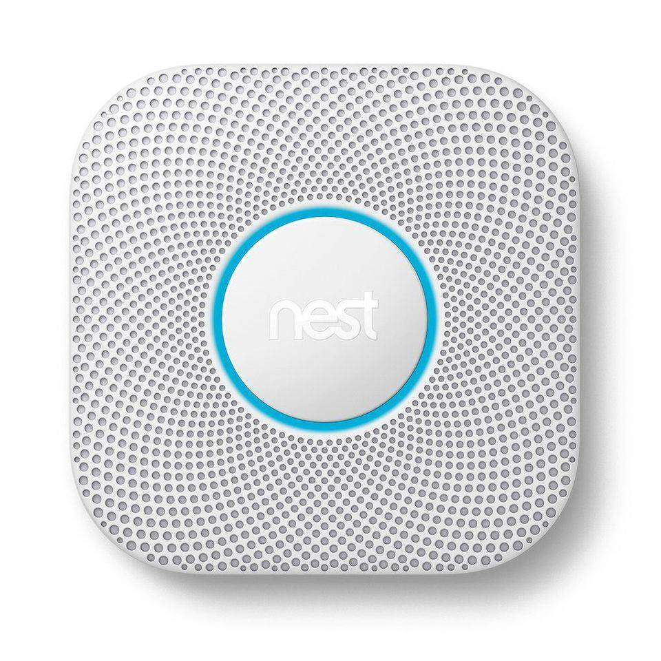 The 8 Best Smoke Detectors To Buy In 2018 Wiring Alarms Together Nest Protect Carbon Monoxide Alarm Wired 2nd
