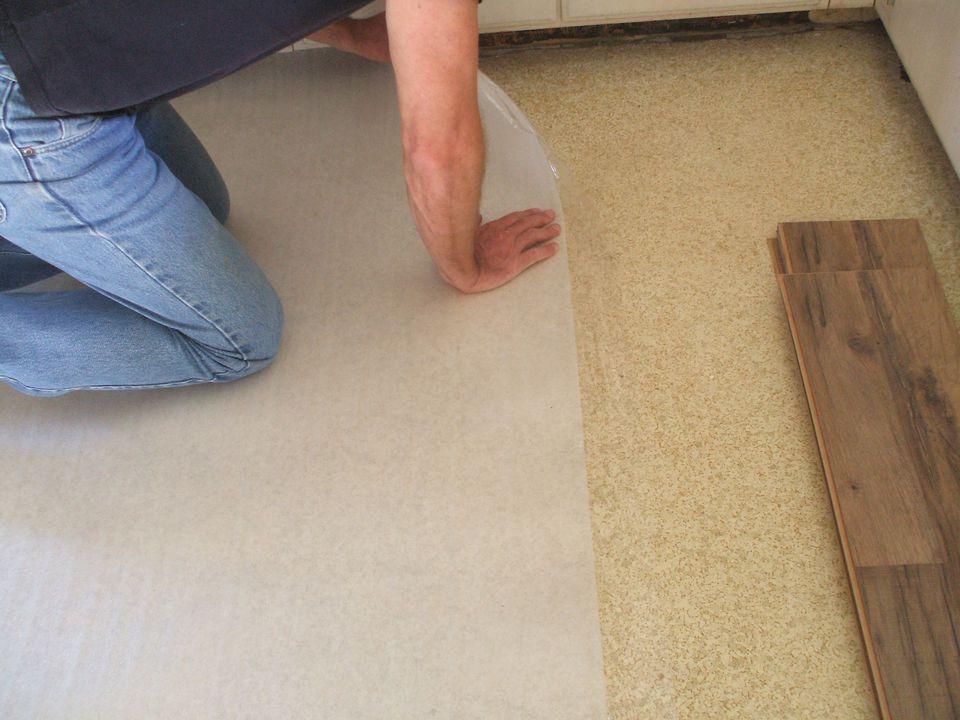 How To Lay Laminate Flooring In One Day