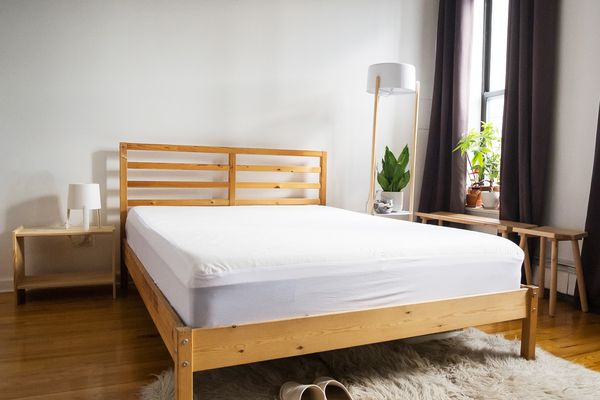 Red Nomad Bamboo Hypoallergenic Mattress Protector Review