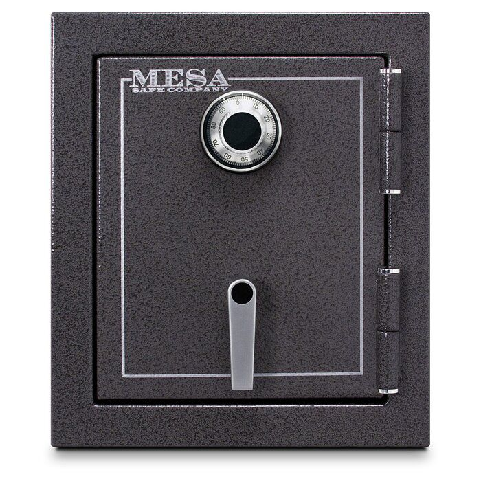 Burglary and Fire Resistant Safe