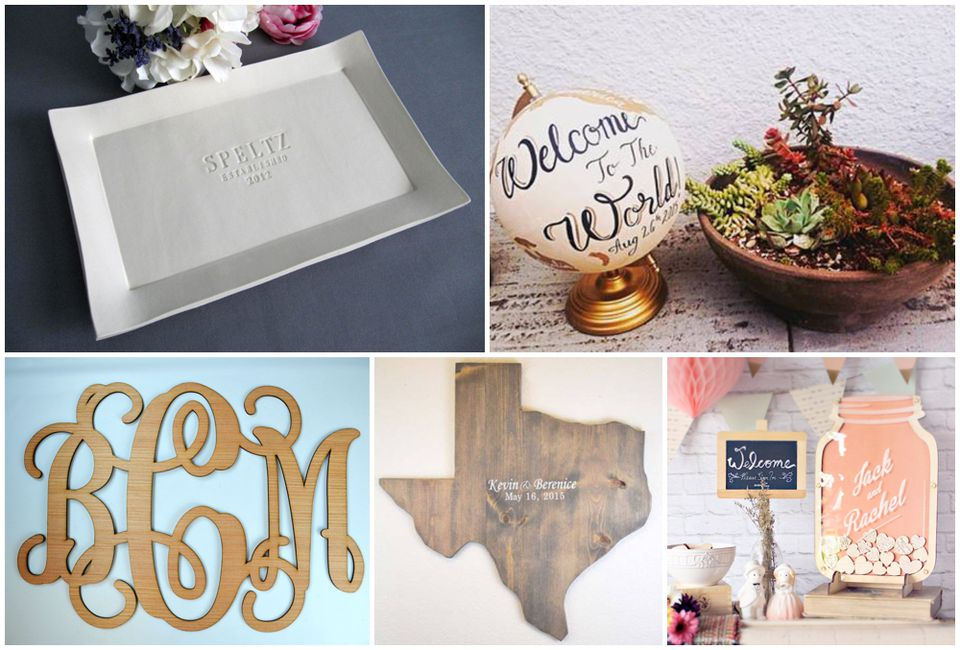 Creative Guest Book Alternatives