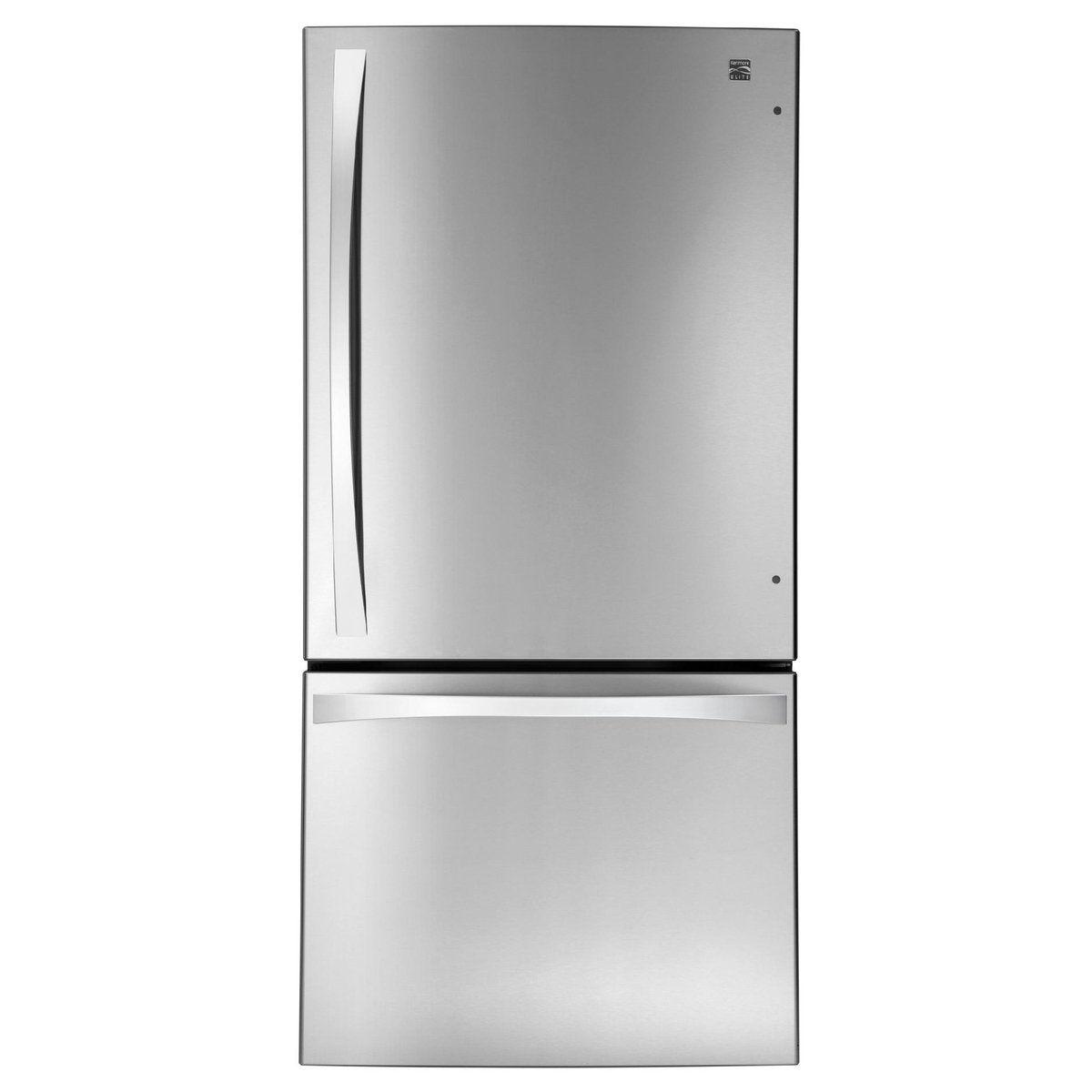 Best Overall Kenmore Elite 79043 Bottom Freezer Refrigerator