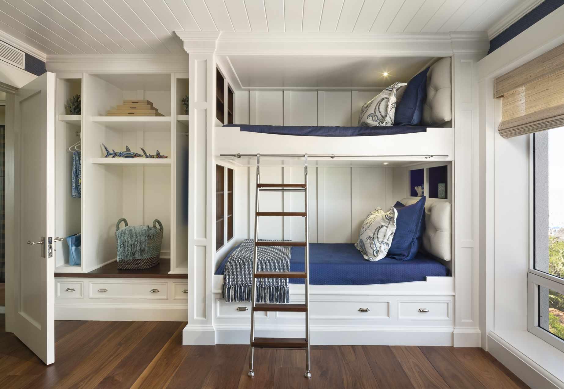 Soluciones de almacenamiento debajo de la cama