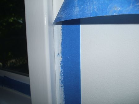 Paint Your Window Trim Easily and Mess-Free