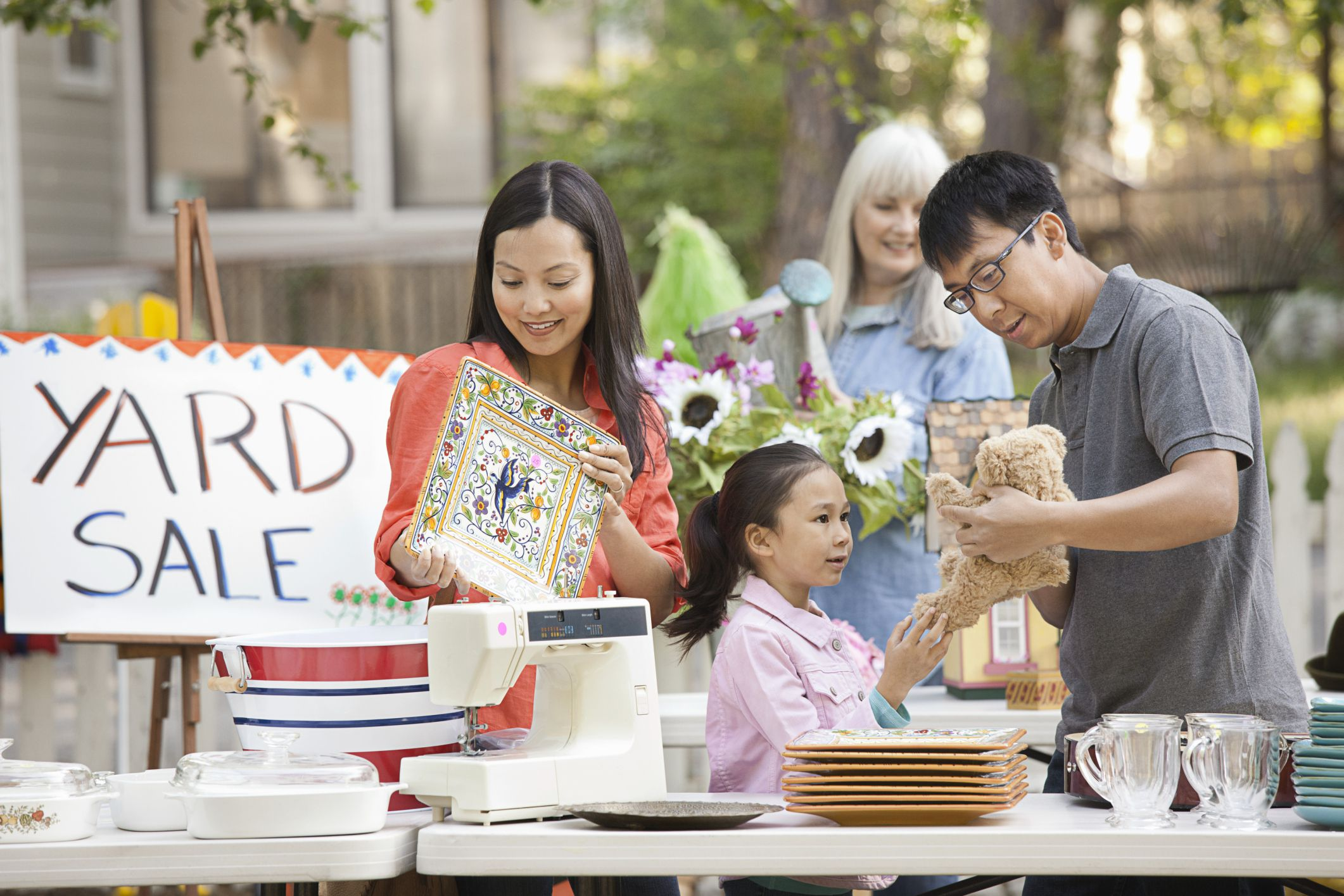 5 Best Ways To Find Yard Sales In Your Area