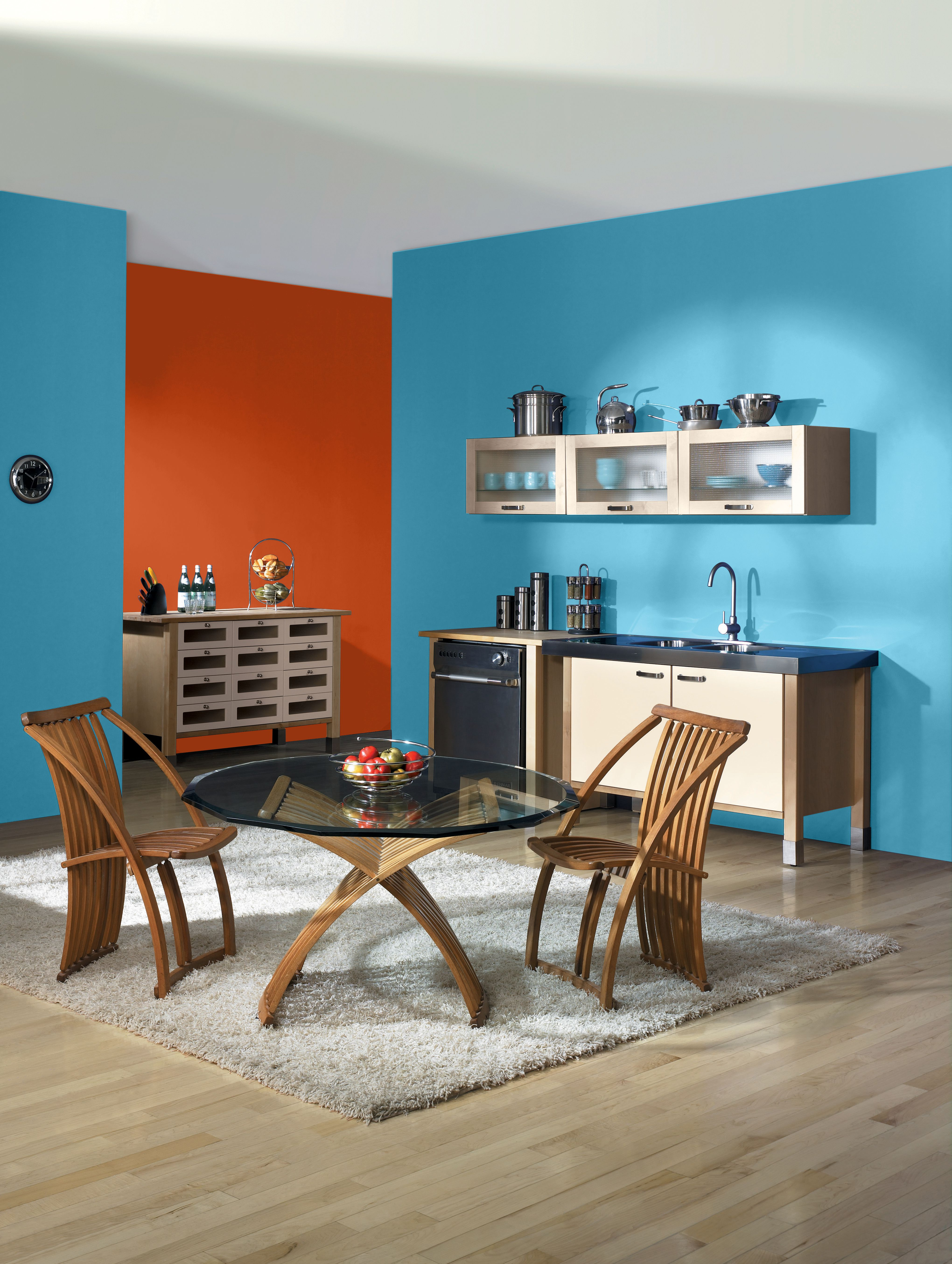 10 Easy Ways to Add Color to Your Kitchen