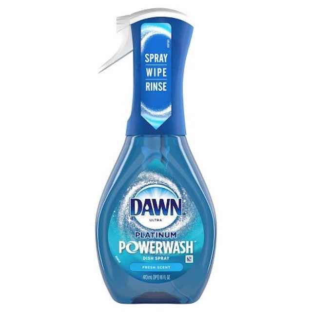 Dawn Platinum Power Wash Dish Spray