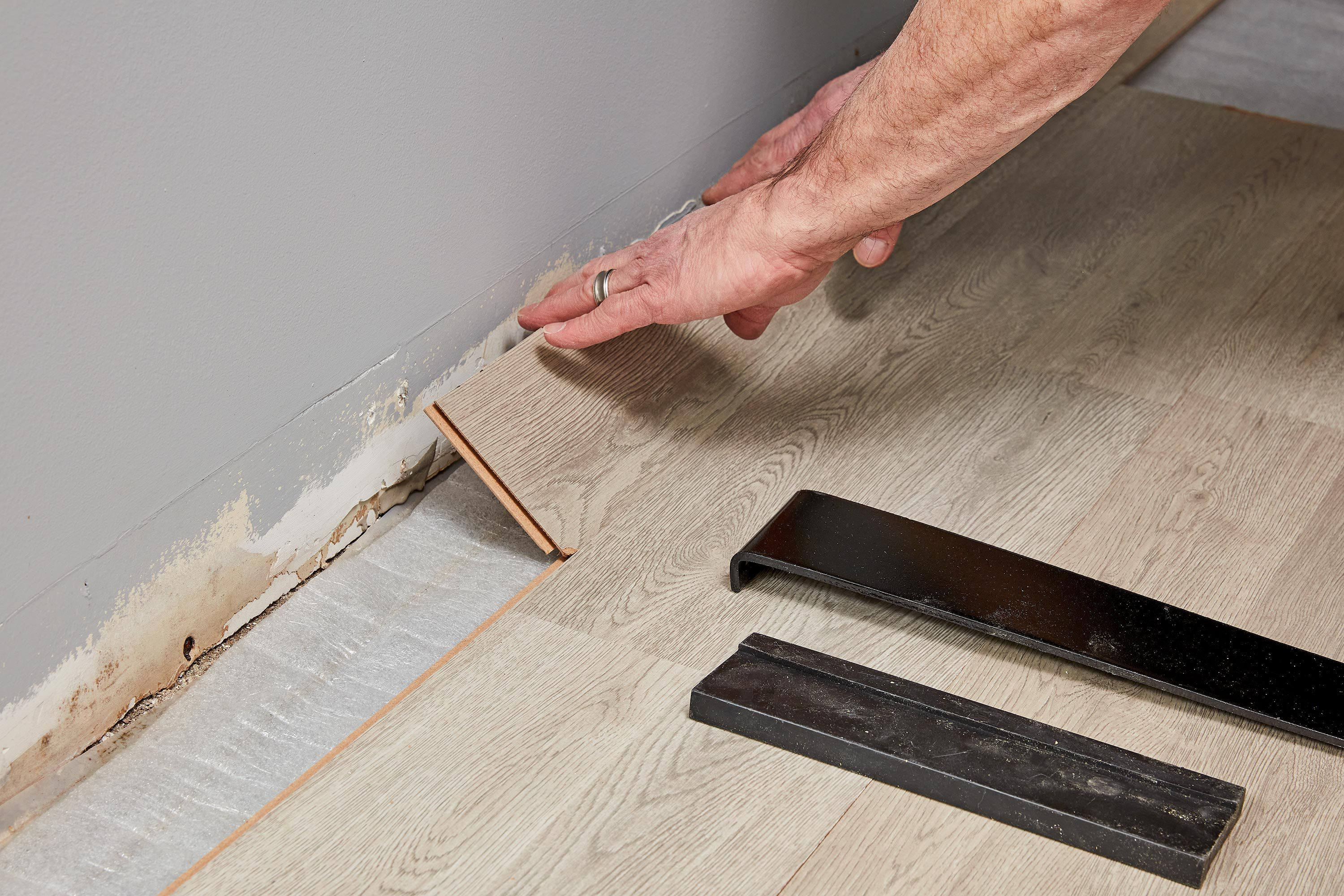 How To Install Laminate Flooring, How Easy Is It To Install Laminate Flooring