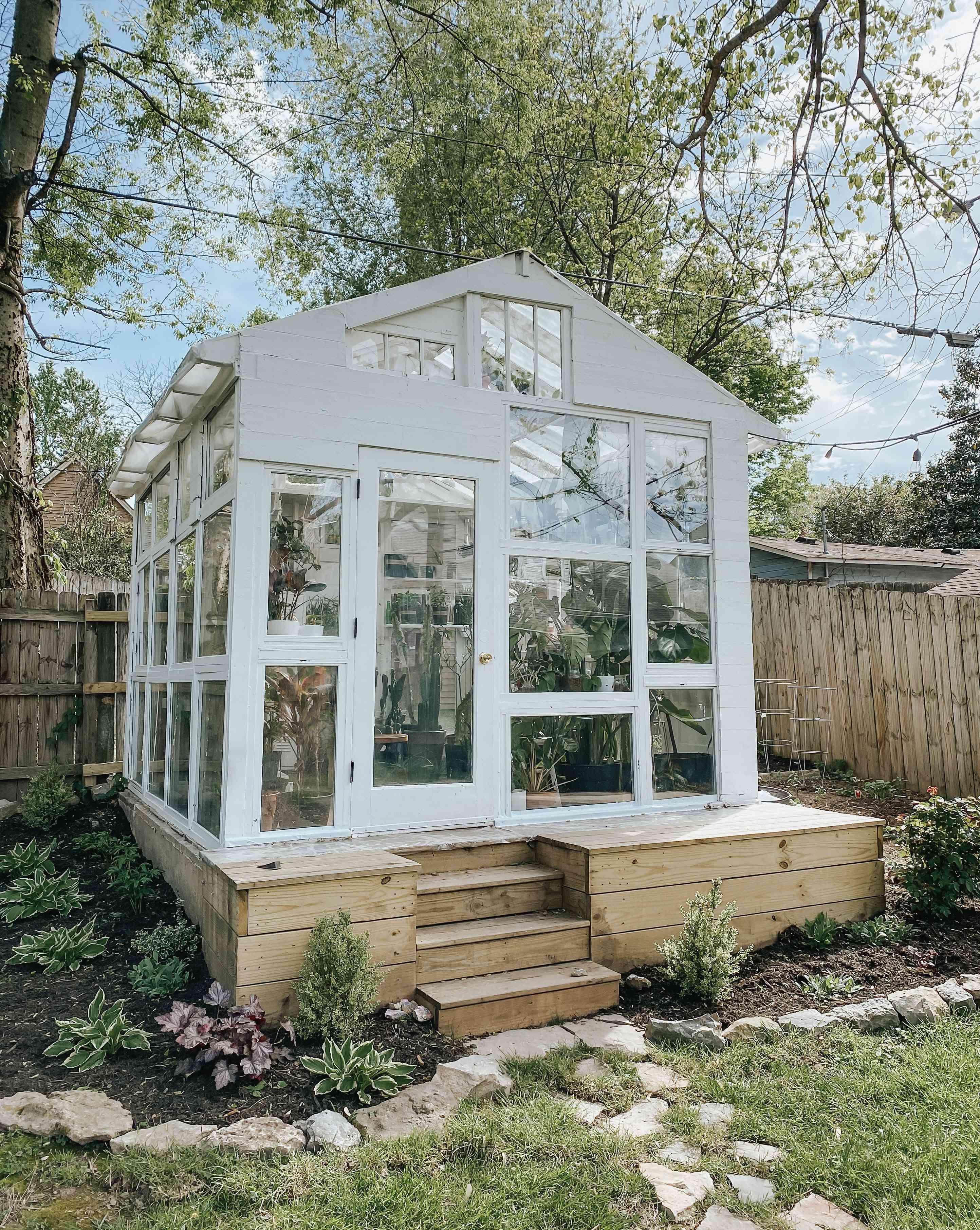 east nash greenhouse