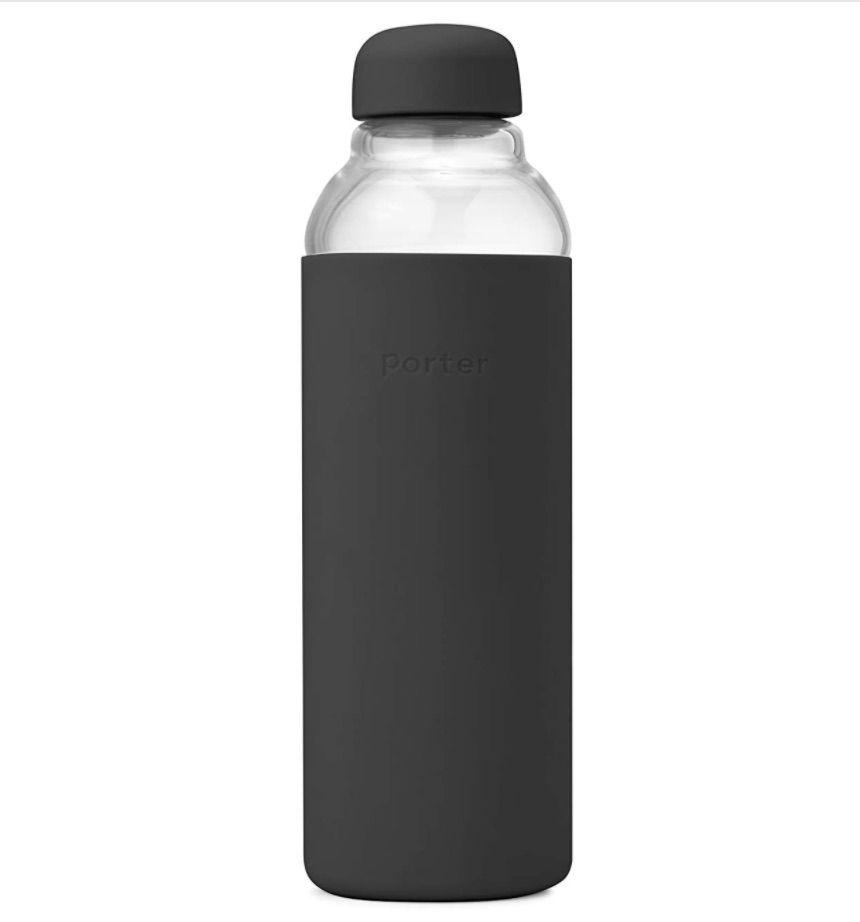W&P Porter Glass Water Bottle