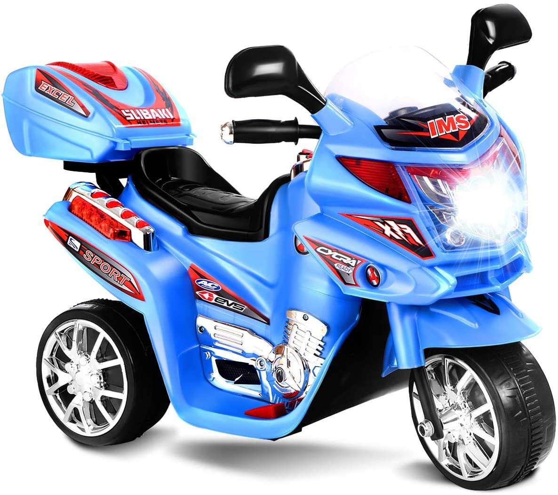 Costzon Ride On Motorcycle