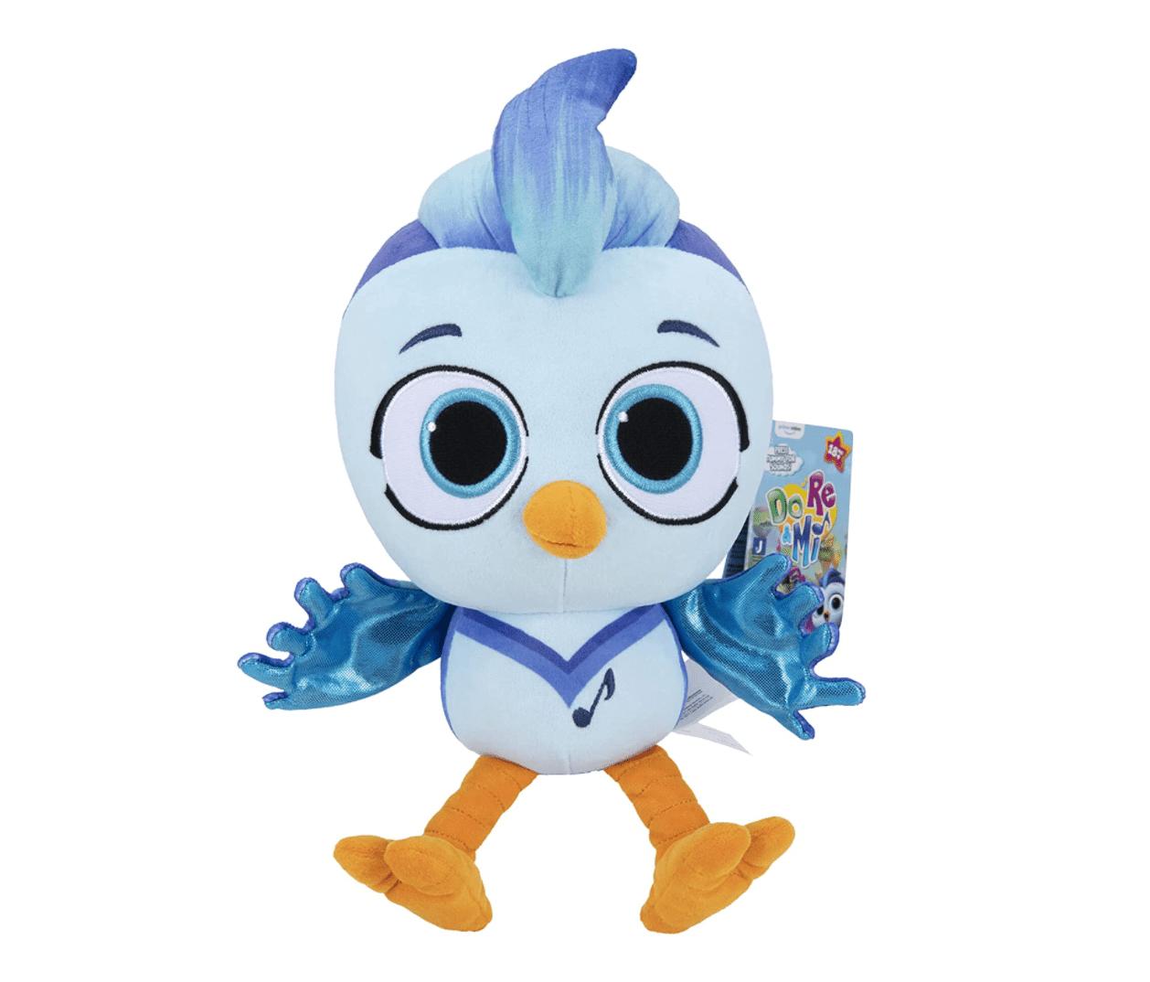 Blue Jay Plush Toy