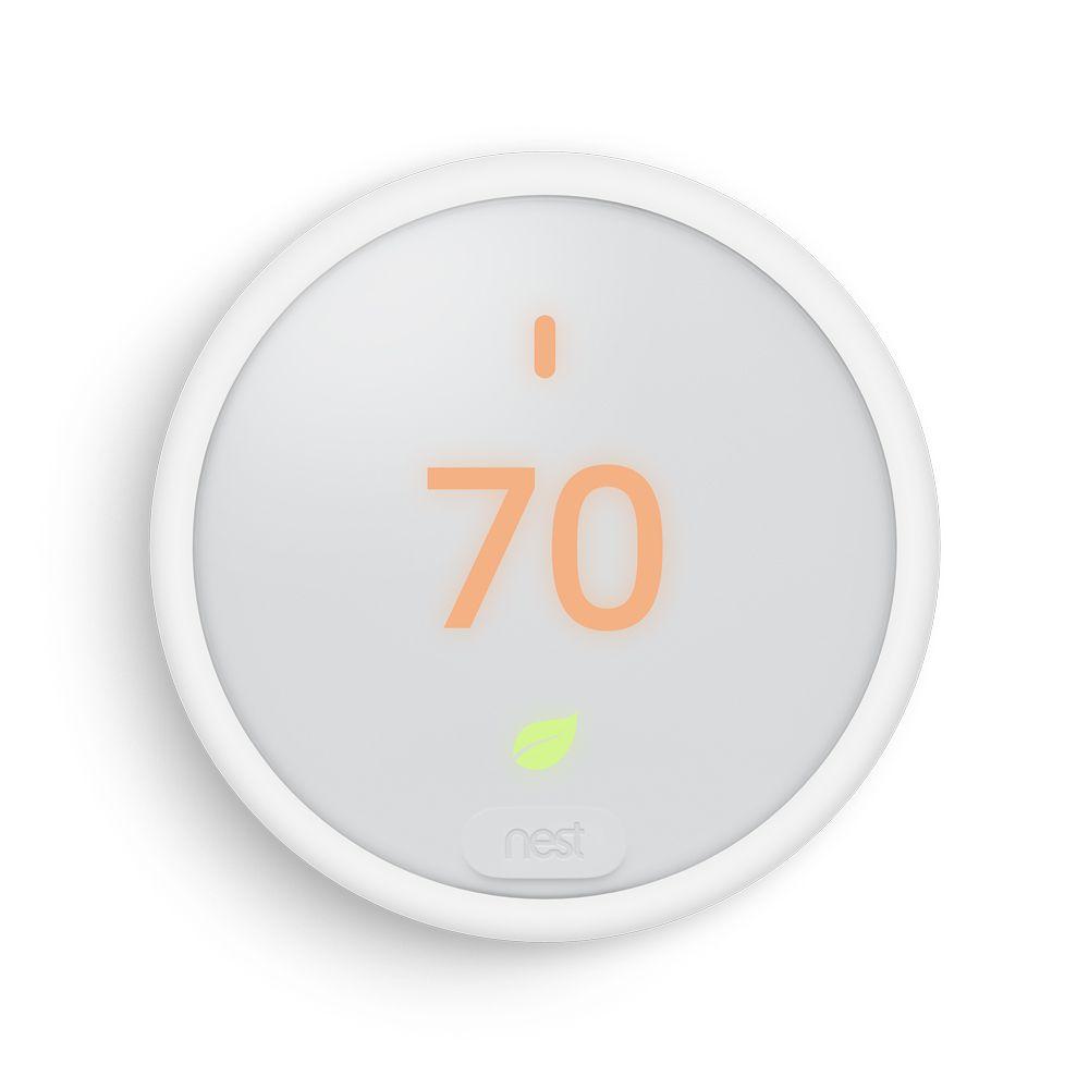 Nest Thermostat E Smart Wi-Fi Programmable Thermostat