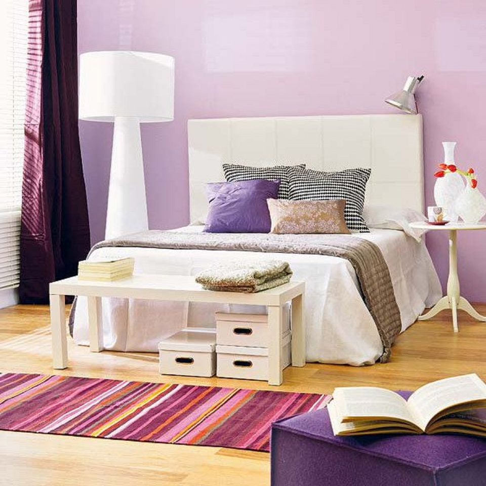 Bedroom Sets Children Bedroom Colour Yellow Houzz Bedroom Cupboards Bedroom Decorating Colors Ideas: Tips And Photos For Decorating The Bedroom With Lavender