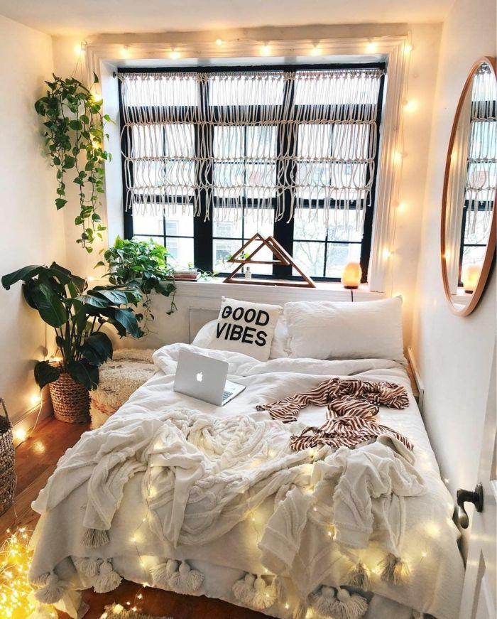Boho teen room