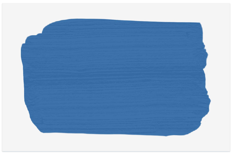Benjamin Moore Athens Blue swatch