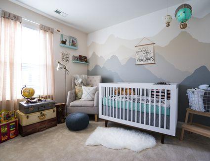 Montessori Bedroom Layout